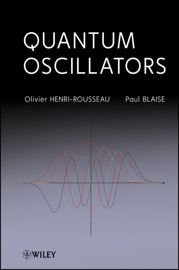 Henri-Rousseau Olivier Quantum Oscillators футболка wearcraft premium slim fit printio космос