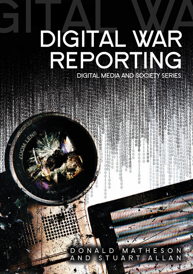 Allan Stuart Digital War Reporting