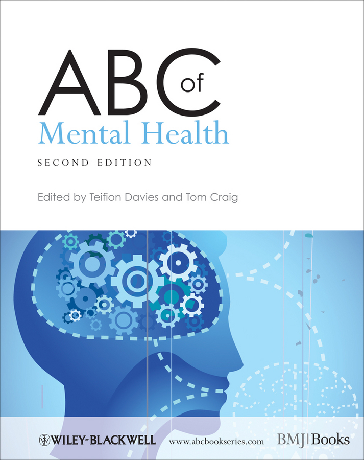 Davies Teifion ABC of Mental Health ISBN: 9781444316995 jane morris abc of eating disorders