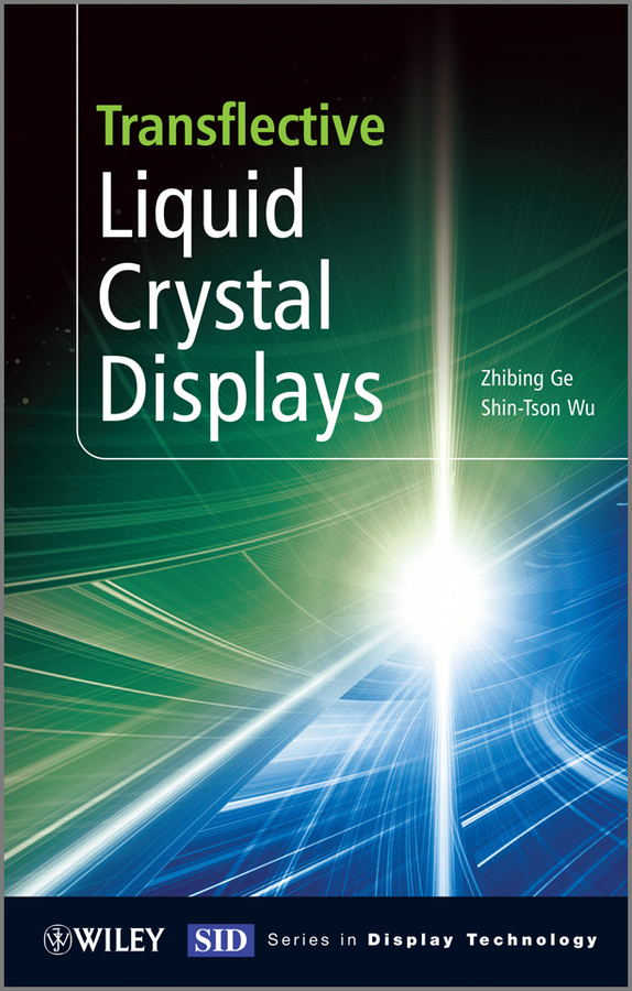 Ge Zhibing Transflective Liquid Crystal Displays ISBN: 9780470689066 aa104vh01 lcd displays