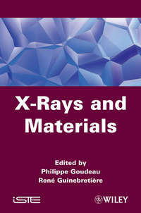 Goudeau Philippe - X-Rays and Materials