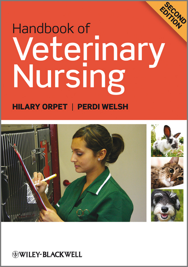 Orpet Hilary Handbook of Veterinary Nursing ISBN: 9781118279465 торшер tk lighting lami white 2980 lami white 1