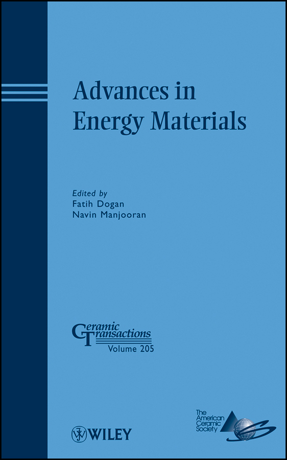Dogan Fatih Advances in Energy Materials купить