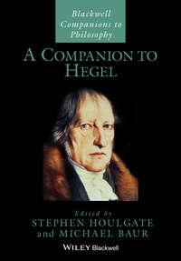 Houlgate Stephen - A Companion to Hegel