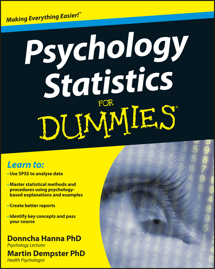 Dempster Martin Psychology Statistics For Dummies annual abstract of statistics 2009