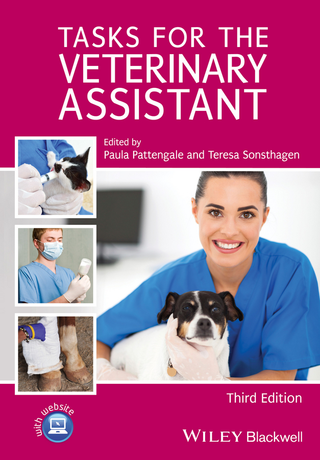Pattengale Paula Tasks for the Veterinary Assistant information tasks