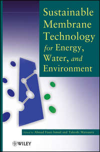 Ismail Ahmad Fauzi - Sustainable Membrane Technology for Energy, Water, and Environment