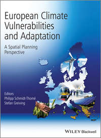 Greiving Stefan - European Climate Vulnerabilities and Adaptation. A Spatial Planning Perspective