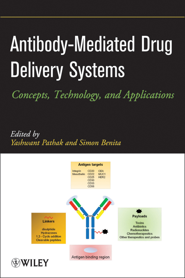 Pathak Yashwant Antibody-Mediated Drug Delivery Systems. Concepts, Technology, and Applications 5pcs lot free delivery printer chip 2005 e09a7218a