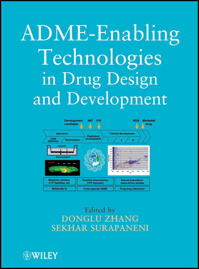 Surapaneni Sekhar ADME-Enabling Technologies in Drug Design and Development litwin virginia flow cytometry in drug discovery and development isbn 9780470910078