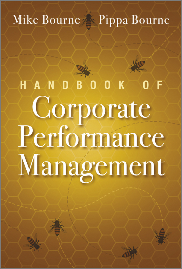 Bourne Pippa Handbook of Corporate Performance Management the performance pipeline