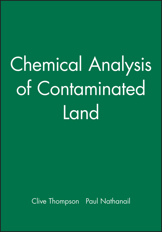 все цены на Nathanail Paul Chemical Analysis of Contaminated Land ISBN: 9781405147705 в интернете