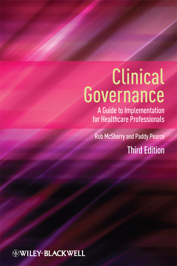 McSherry Robert Clinical Governance. A Guide to Implementation for Healthcare Professionals clinical trial protocol designing of linagliptin