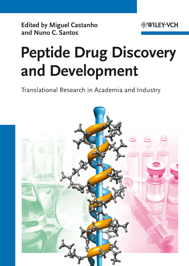 Castanho Miguel Peptide Drug Discovery and Development. Translational Research in Academia and Industry