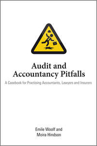 Hindson Moira - Audit and Accountancy Pitfalls. A Casebook for Practising Accountants, Lawyers and Insurers