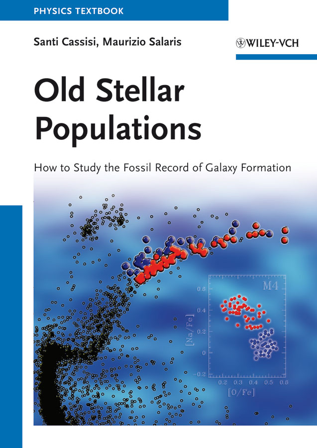 Salaris Maurizio Old Stellar Populations. How to Study the Fossil Record of Galaxy Formation