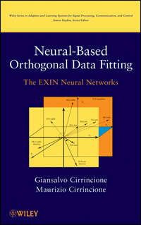 Cirrincione Giansalvo - Neural-Based Orthogonal Data Fitting. The EXIN Neural Networks