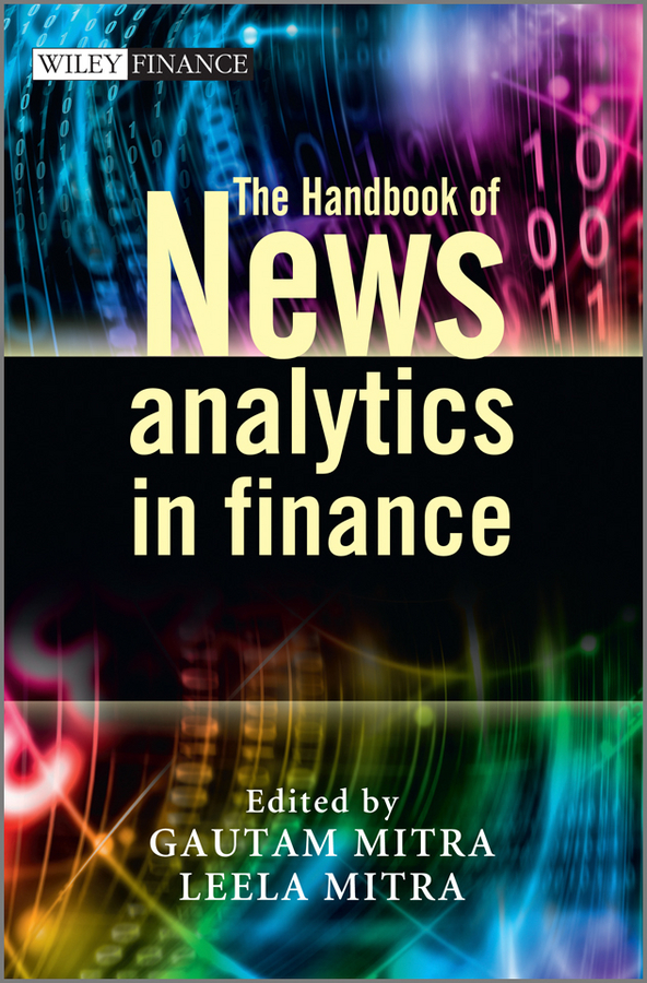 Mitra Gautam The Handbook of News Analytics in Finance philippe jorion financial risk manager handbook frm part i part ii