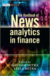 Mitra Gautam - The Handbook of News Analytics in Finance