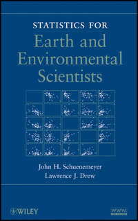 - Statistics for Earth and Environmental Scientists