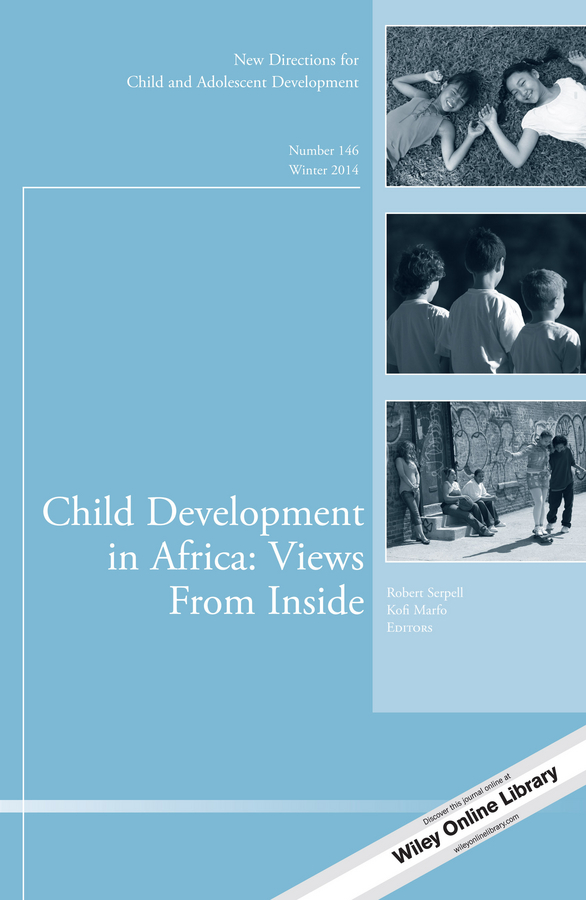 Serpell Child Development in Africa: Views From Inside. New Directions for Child and Adolescent Development, Number 146 effect of protein energy ratio on african catfish gonadal development