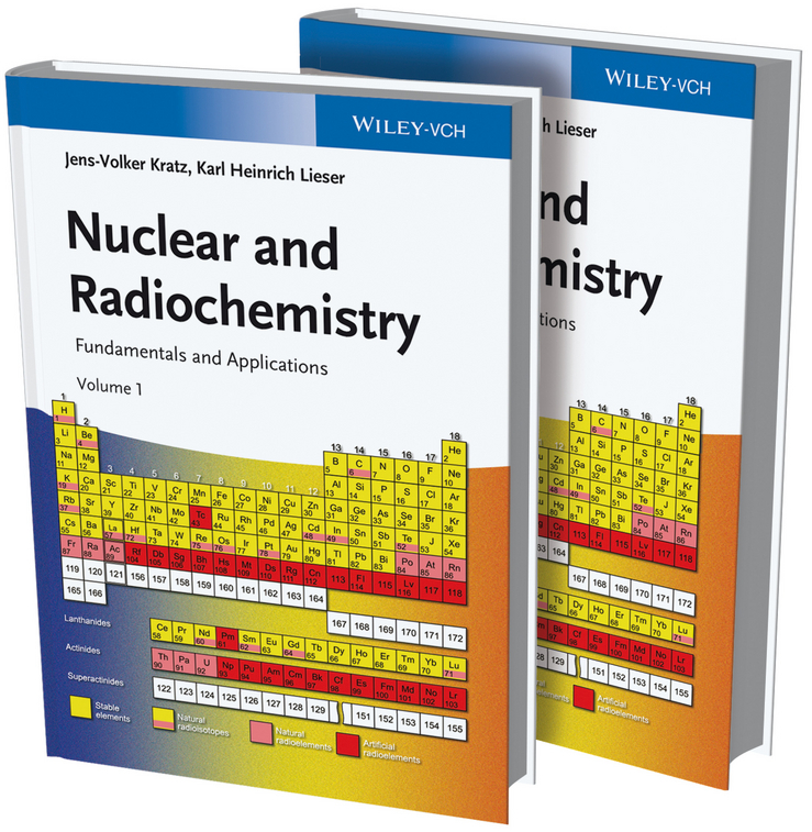 Kratz Jens-Volker Nuclear and Radiochemistry. Fundamentals and Applications, 2 Volume Set