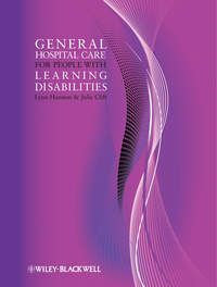 Hannon Lynn - General Hospital Care for People with Learning Disabilities