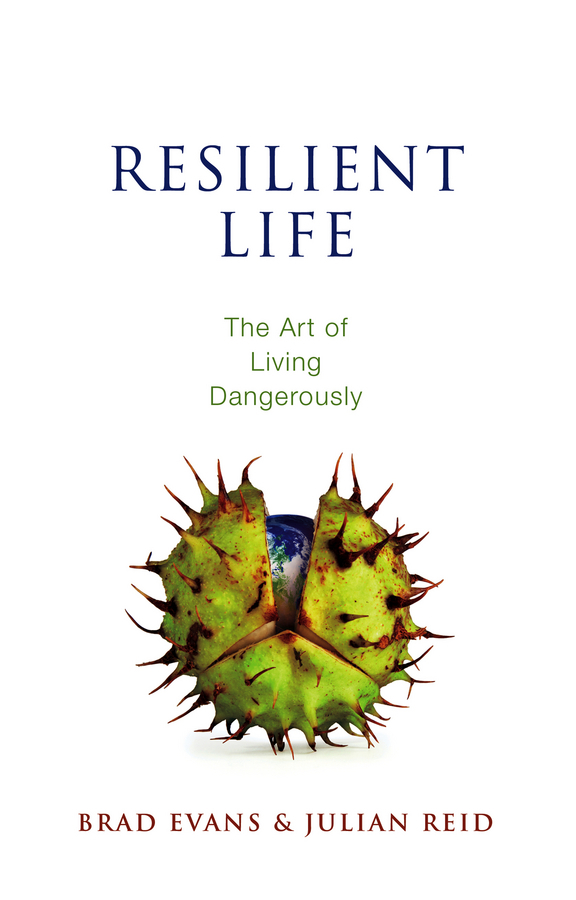 Reid Julian Resilient Life. The Art of Living Dangerously cd iron maiden a matter of life and death