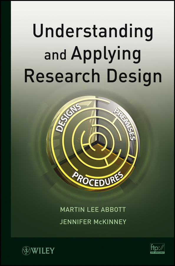 McKinney Jennifer Understanding and Applying Research Design ISBN: 9781118605264 how to research