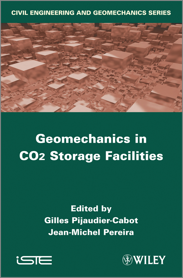 Pijaudier-Cabot Gilles Geomechanics in CO2 Storage Facilities
