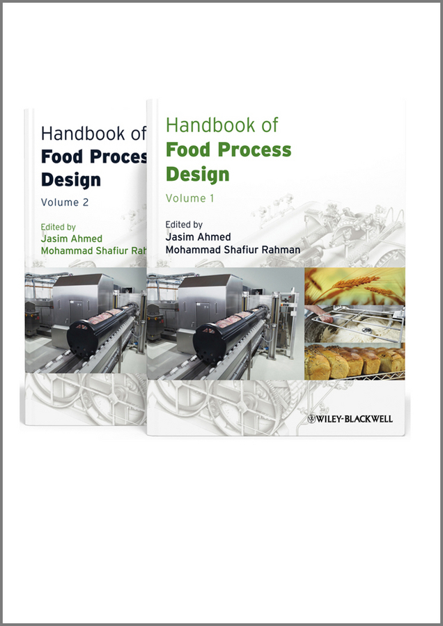 Rahman Mohammad Shafiur Handbook of Food Process Design, 2 Volume Set industrial and process furnaces