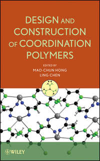 Chen  Ling - Design and Construction of Coordination Polymers