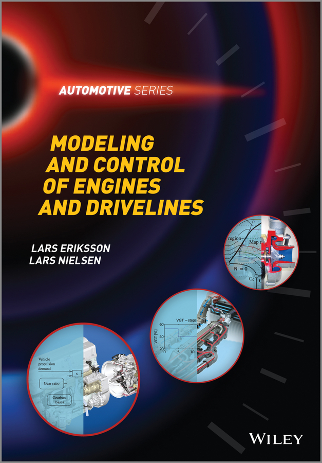 Eriksson Lars Modeling and Control of Engines and Drivelines modeling and feedback control of mems devices