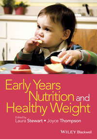 Stewart Heon Laura - Early Years Nutrition and Healthy Weight