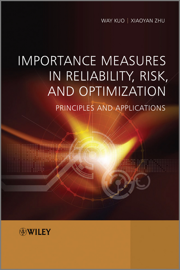Kuo Way Importance Measures in Reliability, Risk, and Optimization. Principles and Applications кастрюля эмалированная metrot вилладжо с крышкой 7 5 л page 9