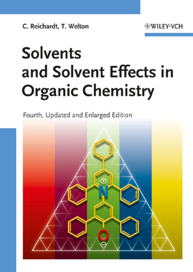 Welton Thomas Solvents and Solvent Effects in Organic Chemistry green analytical chemistry 56