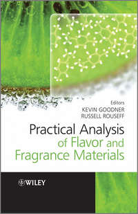 Rouseff Russell - Practical Analysis of Flavor and Fragrance Materials