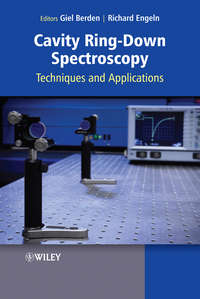 Engeln Richard - Cavity Ring-Down Spectroscopy. Techniques and Applications