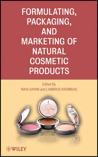Dayan Nava - Formulating, Packaging, and Marketing of Natural Cosmetic Products