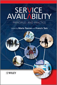 Toeroe Maria - Service Availability. Principles and Practice