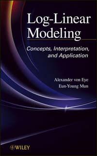 Mun Eun-Young - Log-Linear Modeling. Concepts, Interpretation, and Application