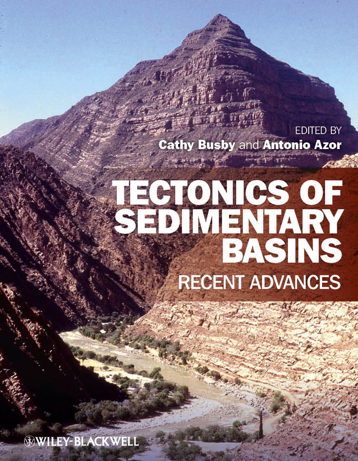 Обложка книги Tectonics of Sedimentary Basins. Recent Advances, автор Busby Cathy