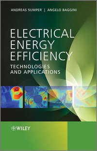 Sumper Andreas - Electrical Energy Efficiency. Technologies and Applications