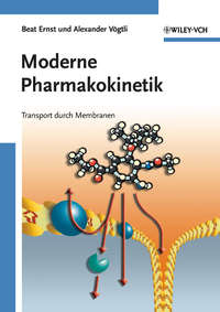 Ernst Beat - Moderne Pharmakokinetik. Transport durch Membranen