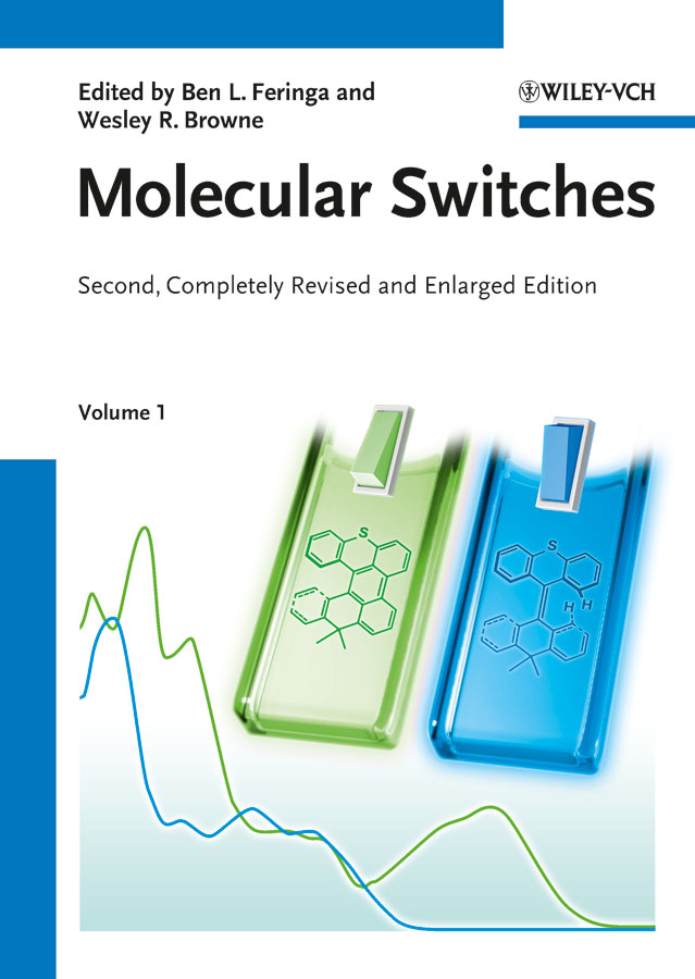 Feringa Ben L. Molecular Switches ISBN: 9783527634422 molecular immunology made simple