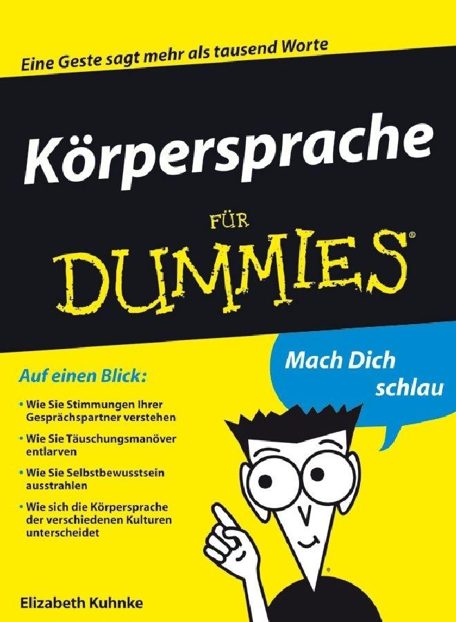 Strahl Hartmut Körpersprache für Dummies ISBN: 9783527657742 цены онлайн
