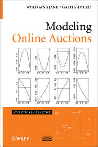 Shmueli Galit - Modeling Online Auctions