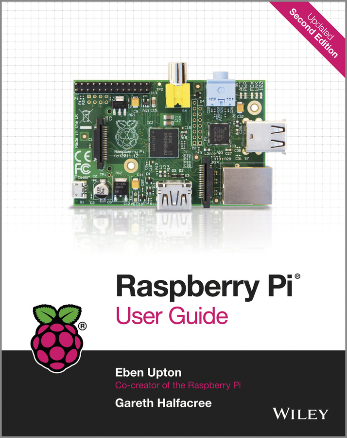 Upton Eben Raspberry Pi User Guide raspberry pi 3 model b 1 2ghz 1gb ram 2 4g keyboard clear case with fan power heat sinks raspberry pi 3 model b kit e c