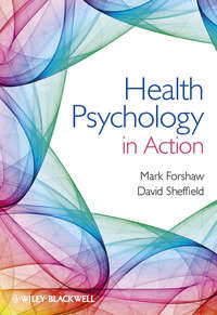 Sheffield David - Health Psychology in Action