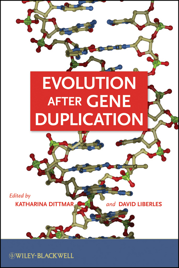 Dittmar Katharina Evolution after Gene Duplication limitation of liability a comparative study